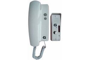 Egy lakásos audió kaputelefon