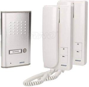 Egylakásos intercom audió kaputelefon